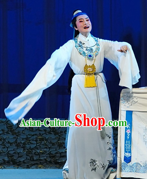 Asian Chinese Traditional Dress Theatrical Costumes Ancient Chinese Clothing Opera Jia Baoyu Costumes