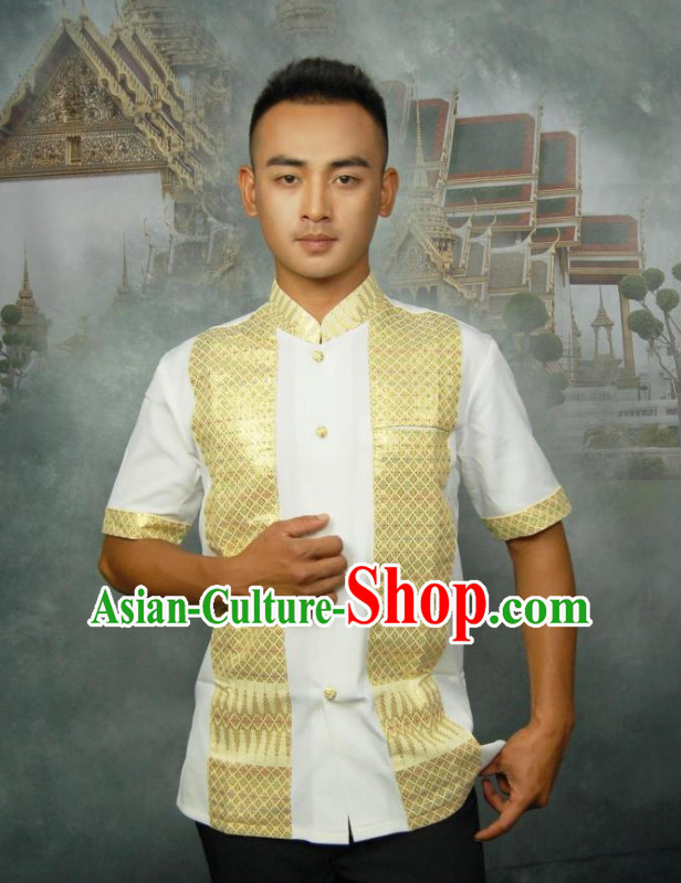 cbf2d7803 Thailand Traditional Clothing for Men