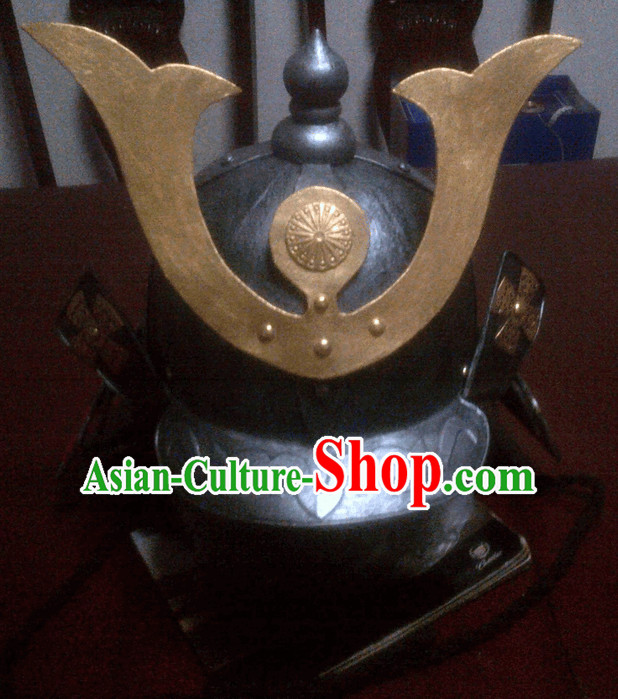 Japanese Ancient General Armor Hat