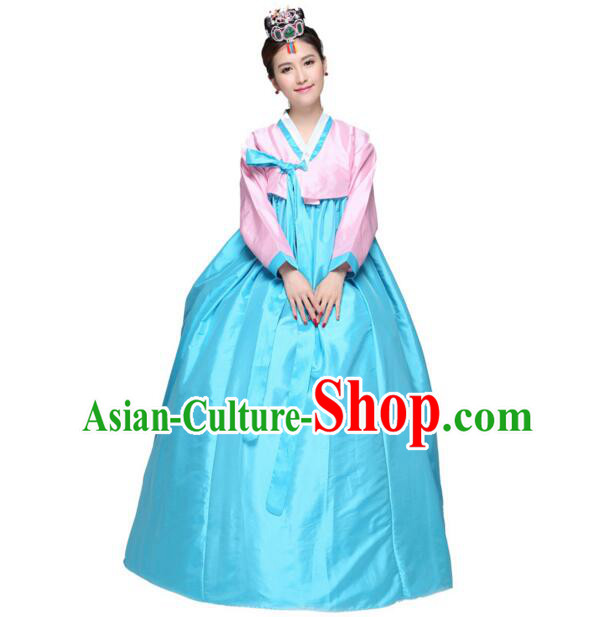 Korean Traditional Costumes Ancient Clothes Wedding Dress Korean Full Dress Formal Attire Ceremonial Dress Court Stage Dancing Dae Jang Geum
