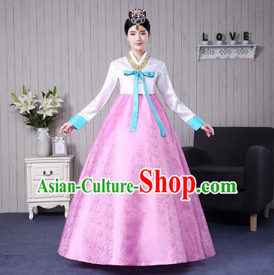 Korean Traditional Costumes for Women Korean Ancient Clothes Wedding Full Dress Formal Attire Ceremonial Clothes Court Stage Dancing