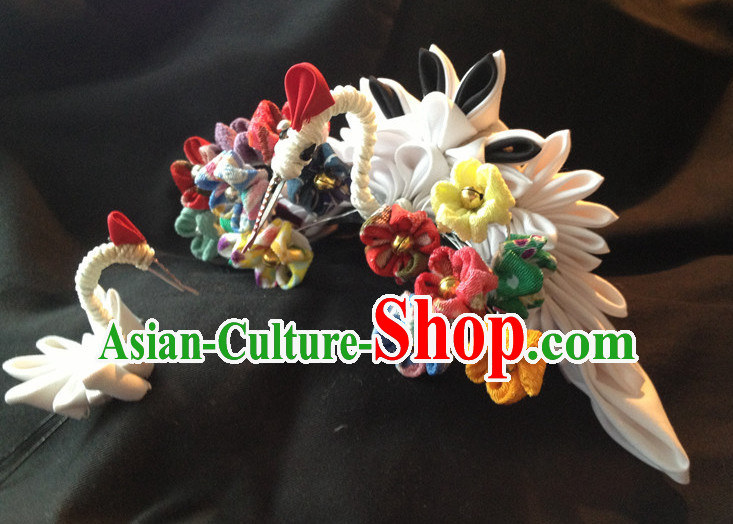 Ancient Chinese Style Princess Handmade Hair Jewelry