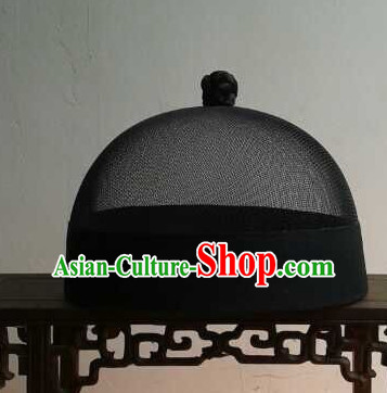 Handmade Ancient Traditional Chinese Male Hat Oriental Hats China Fashion