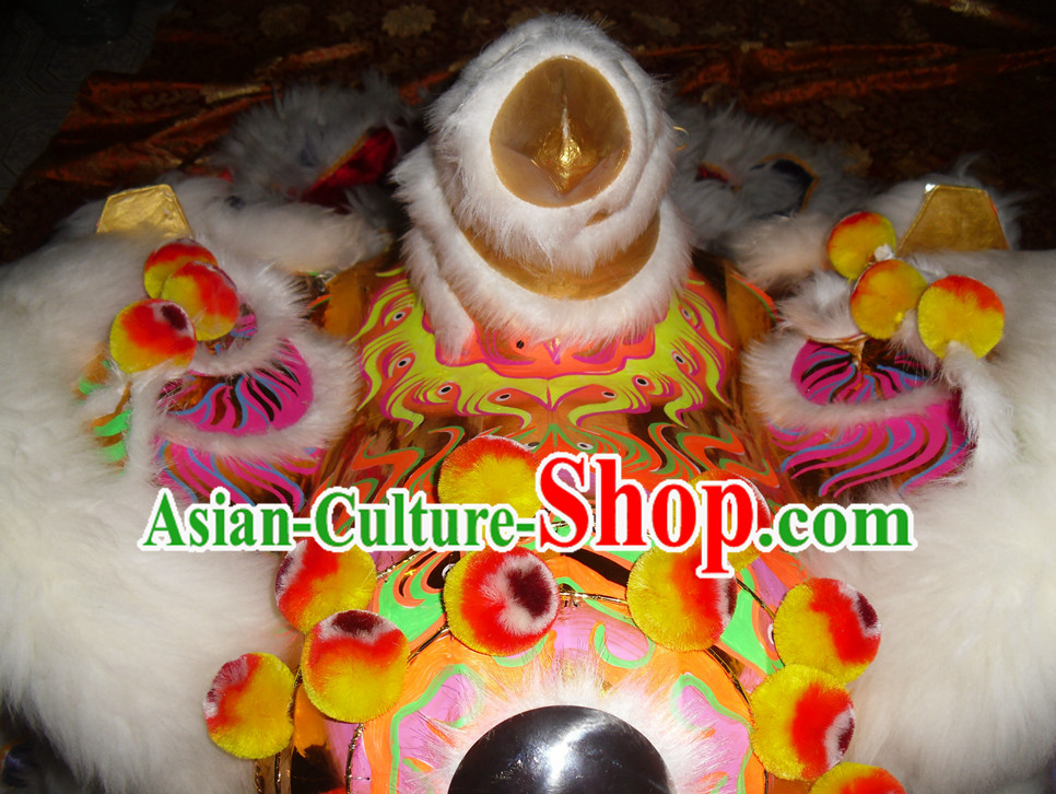 Top Rainbow Color Competition and Parade Lion Dancing Instrument Complete Set