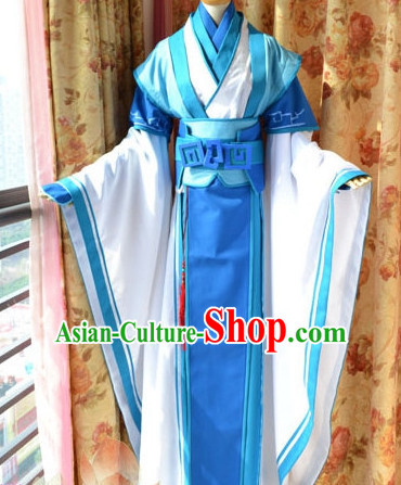 Ancient Chinese Style Gentleman Clothing for Men