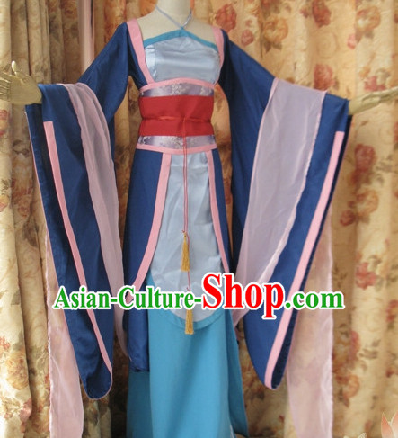 Ancient Chinese Style Fairy Clothing for Women