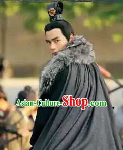 Chinese Traditional Male Wig Ancient Wigs for Men