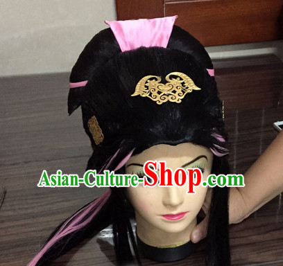 Chinese Ancient Style Wigs and Hair Accessories for Women