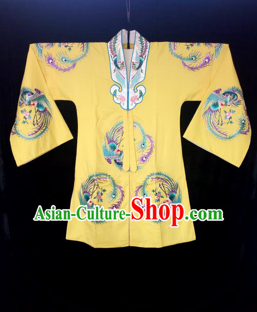Traditional Chinese Peking Opera Costumes, China Beijing Opera High-grade Embroidered Costume Ball Phoenix Wearing for Women