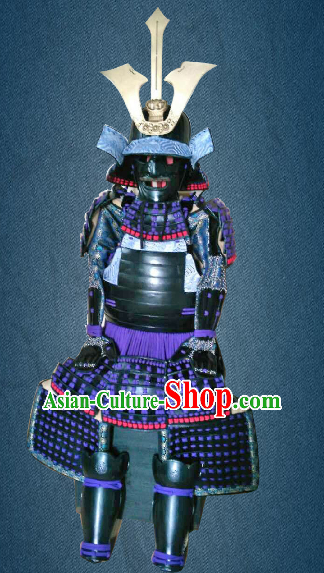 Authentic Japanese Samurai Armor Japanese Samurai Body Armor Custom Japanese Samurai Armor Full Complete Set